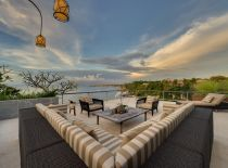 Villa The Luxe Bali, Penthouse Suite Terrasse