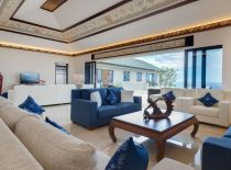Villa The Pala Pandawa Cliff Estate, Living Room With Ocean View