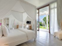 Villa Pure, Amaryllis Family Suite – Master Bedroom